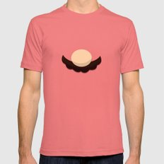 Red Face SMALL Pomegranate Mens Fitted Tee