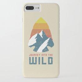 Journey Into the Wild iPhone Case