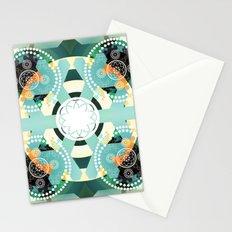 Arctic illusion Stationery Cards
