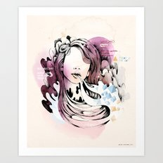 Today Art Print