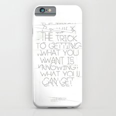 The Trick iPhone 6s Slim Case
