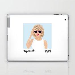 Manic Pixel Blank Space Laptop & iPad Skin