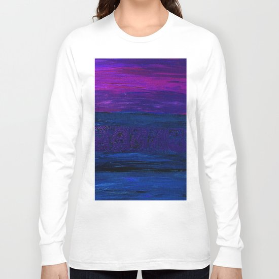 Rough Night At Sea Long Sleeve T-shirt