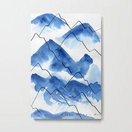 Mountain #2 Metal Print