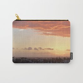 Modern Sunset On Cliff Drive Newport Beach CA Carry-All Pouch