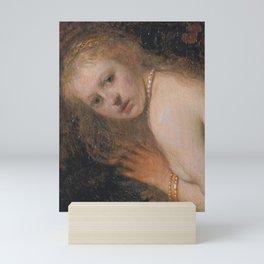 Susanna and the Elders Mini Art Print