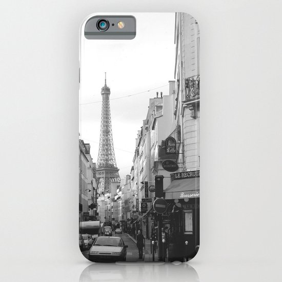 Rue St Dominique iPhone & iPod Case