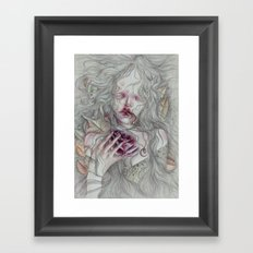 Mary Rogers Framed Art Print