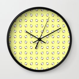 Easter bell 3 Wall Clock