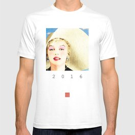 norma jeane august 2016 T-shirt
