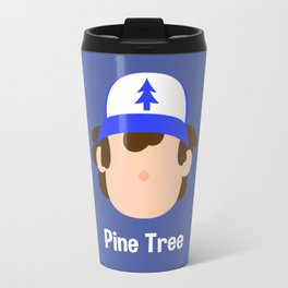 Pine Tree Travel Mug