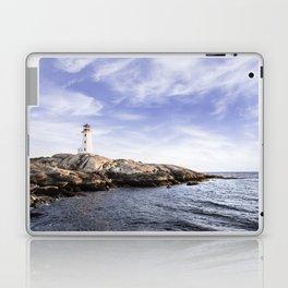 Peggy's Cove, Nova Scotia, Canada Laptop & iPad Skin