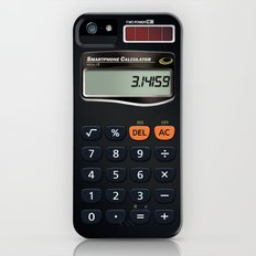 Smartphone Calculator Slim Case iPhone SE