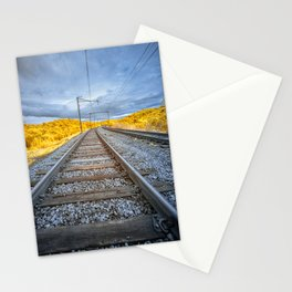 Train to Nowhere Stationery Cards