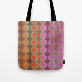 Colour Harmonies Tote Bag