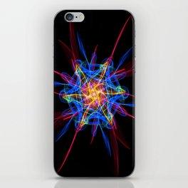 Silkweave / Neon Sigil 2 iPhone Skin
