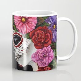 Sugar Skull- The Day of the Dead Coffee Mug