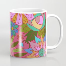 Fresh Flowers Coffee Mug