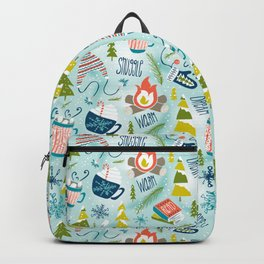 Snow Day Hooray! Backpack
