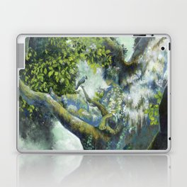 Hiding in the leaves Laptop & iPad Skin