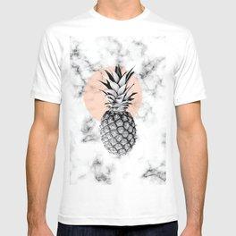 Marble Pineapple 053 T-shirt