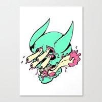 manga Canvas Prints featuring manga. by KillGorgons