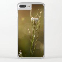 Closer. Clear iPhone Case