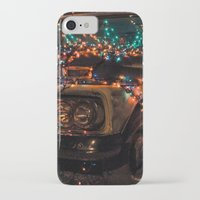 nashville iPhone & iPod Cases featuring Nashville by Nevena Kozekova