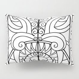 Threshold Guardian Pillow Sham