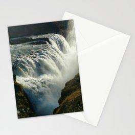 Gullfoss, Iceland Stationery Cards
