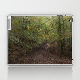 Autumn on Bradley Hill Laptop & iPad Skin