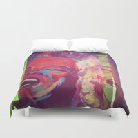 monroe Duvet Covers featuring Monroe by AB Art