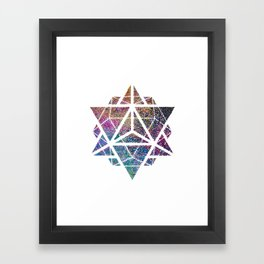 Art of Peace - The Artful Convention 2018 Framed Art Print