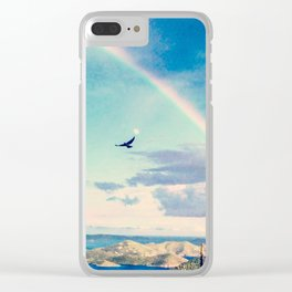 Shamanic Instant Clear iPhone Case