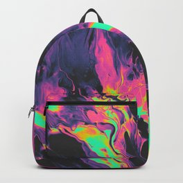 WRONG SIDE OF LIFE Backpack
