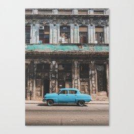 La Habana Canvas Print