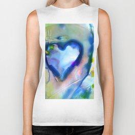 Heart Dreams 4B by Kathy Morton Stanion Biker Tank
