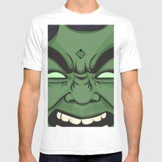 Hulk Mens Fitted Tee MEDIUM White