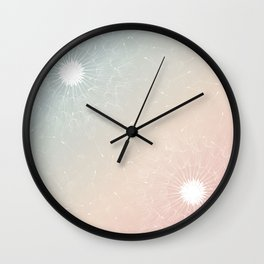 Primavera  #society6 #homedecor #buyart Wall Clock