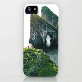 faroe landscape iPhone Case