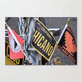 California Chicano Canvas Print