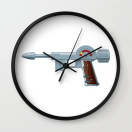 Judge Dredd, Lawgiver, MkI Wall Clock