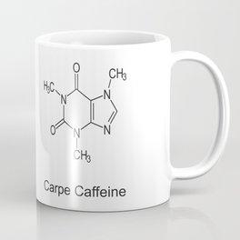 Carpe Caffeine Coffee Mug