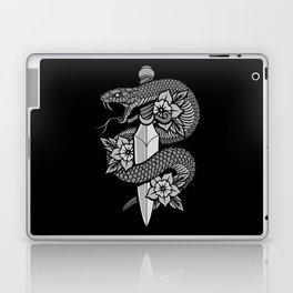 Snake & Dagger Laptop & iPad Skin