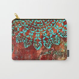 Original Aztec Fossil Carry-All Pouch