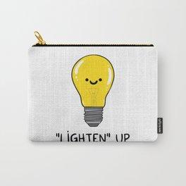 LIGHTEN up Carry-All Pouch