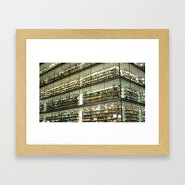 Rows Upon Rows Framed Art Print