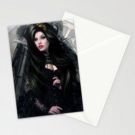 CAPRICORN BRIDE Stationery Cards