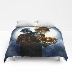 Shadow Man 4 Comforters