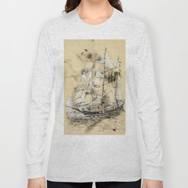 Kaliakra Sailing Long Sleeve T-shirt